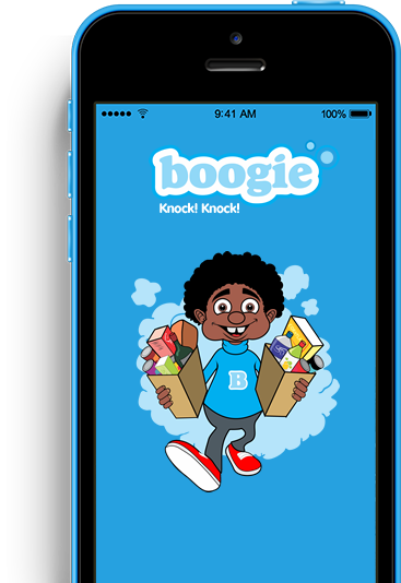 The Boogie <span>Mobile App</span>